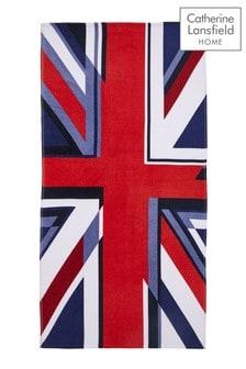 Union Jack Towel by Catherine Lansfield
