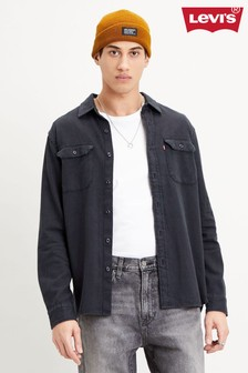 Levi's® Black Denim Jackson Worker Shirt