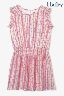 Hatley Candy Stripes Rainbows Play Dress