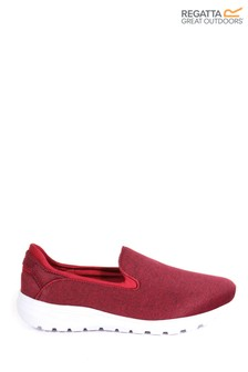 Regatta Pink Lady Marine Slip Pumps