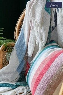 Joules Cornish Stripe Cushion