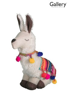 Lola Llama Doorstop by Gallery Direct