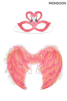 Monsoon Natural Amazing Reversible Wing Mask Set