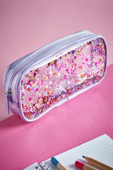 Glitter Shaker Pencil Case