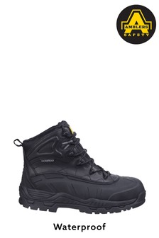 Amblers Safety Black FS430 Hybrid Waterproof Non-Metal Safety Boots