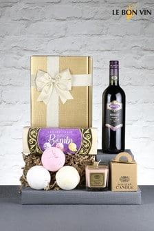 Fruity Bath Delight Gift Set by Le Bon Vin