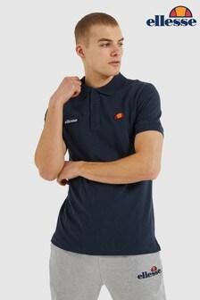 Ellesse™ Navy Montura Poloshirt