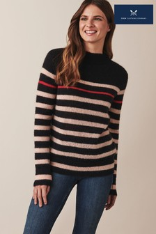 Crew Clothing Blue Mya Jumper