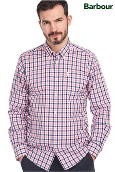 Barbour® Pink Gingham Regular Shirt