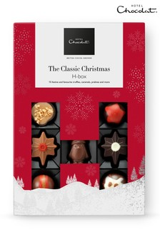 Hotel Chocolat The Classic Christmas H Box