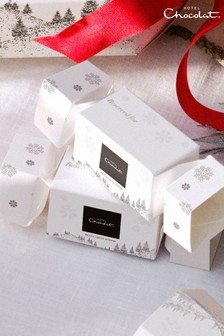 Hotel Chocolat Mini Crackers Set