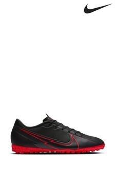 Nike Black Mercurial Vapor 13 Academy Turf Football Boots