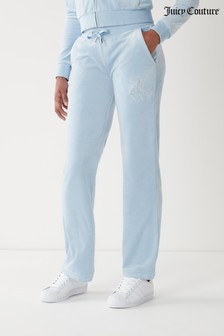 Juicy Couture Velour Anniversary Numerial Joggers