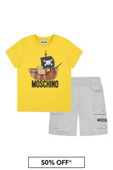 Moschino Kids Cotton Outfit