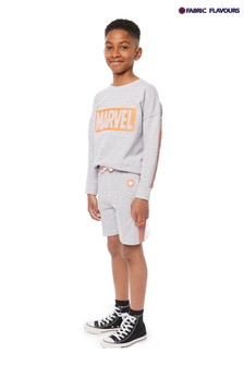 Fabric Flavours Grey Fabric Flavours Marvel® Avengers Sport Shorts