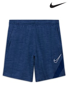 Nike Navy Knit Shorts