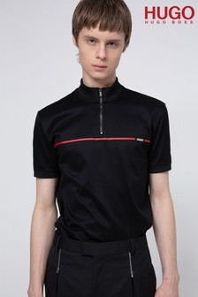 HUGO Black Daxham Poloshirt