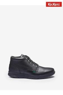 Kickers Kelland Lace Hi Leather Shoes