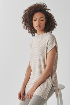 Cosy Tabard Top