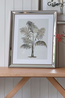 Tropical Palm I Framed Art by Gallery Direct
