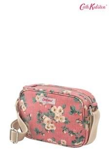 Cath Kidston® Pink Mayfield Blossom Small Mini Lozenge Bag