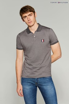 Tommy Hilfiger Slim Fit Flex Badge Polo