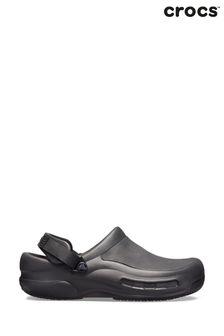 Crocs™ Black Bistro Pro Literide Slip-On Clogs