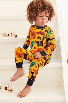 Dinosaur Snuggle Pyjamas (9mths-8yrs)