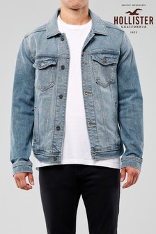 Hollister Denim Trucker Jacket