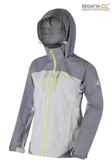 Regatta Grey Womens Calderdale II Waterproof Jacket