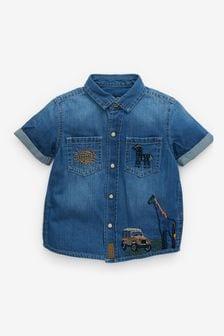 Denim Shirt (3mths-7yrs)