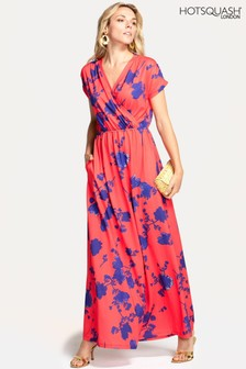 HotSquash Red Maxi Dress