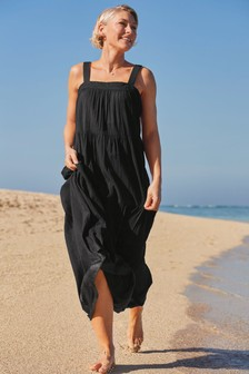 Emma Willis Maxi Tiered Dress