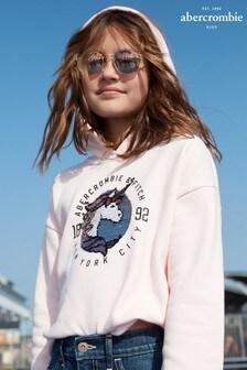 Abercrombie & Fitch Pink Unicorn Sweatshirt