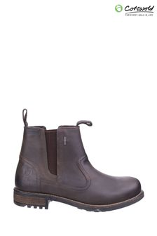 Cotswold Brown Worcester Boots