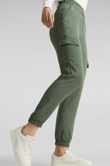 Esprit Green Woven Pants