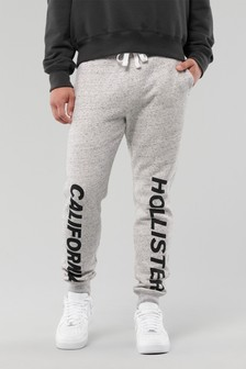 Hollister Grey Joggers