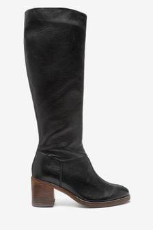 Forever Comfort® Soft Leg Knee High Boots