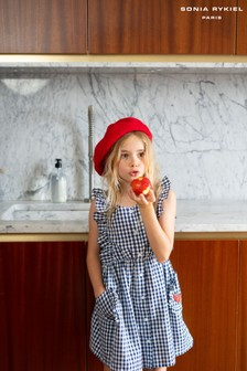 Sonia Rykiel Blue Gingham Dress