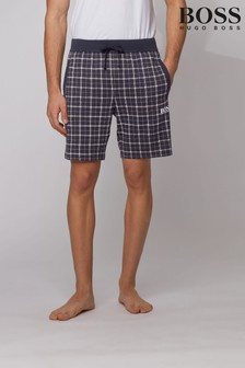 BOSS Blue Relax Shorts Pyjamas