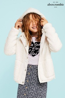 Abercrombie And Fitch Sherpa Jacket