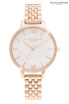 Olivia Burton Sparkle Demi Bracelet Watch