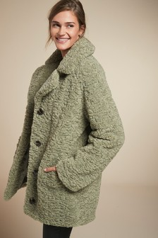 Teddy Borg Coat