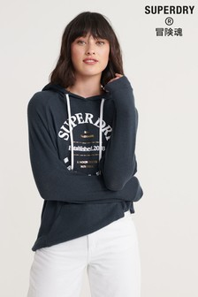 Superdry Super Soft Graphic Hoody