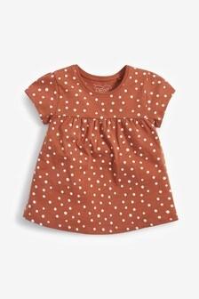 Spot Organic Cotton T-Shirt (3mths-7yrs)
