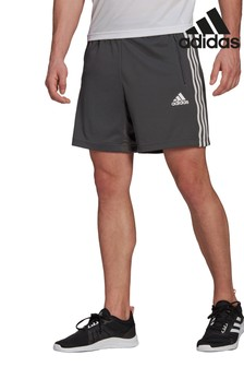 adidas D2M 3 Stripe Shorts