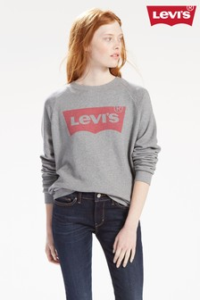 Levi's® Relaxed Graphic Batwing Crew
