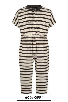 Baby Grey Striped TENCEL™ All-In-One