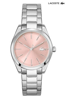 Lacoste Parisienne Watch In Stainless Steel