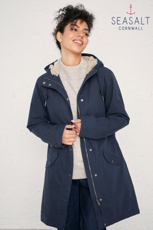Seasalt Natural Plant Hunter Coat